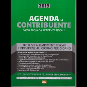 Agenda del contribuente 2019 - n. 26 - bimestrale - febbraio - marzo 2019