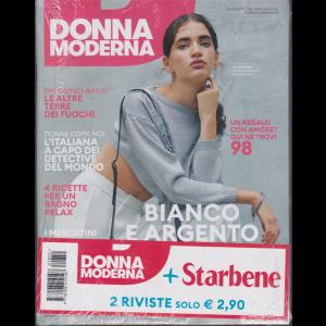Donna Moderna  + Starbene - n. 50 - 28 novembre 2018 - settimanale - 2 riviste