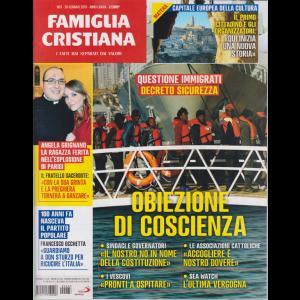 Famiglia Cristiana - n. 3 - 20 gennaio 2019 - settimanale -