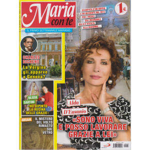 Maria Con Te - n. 3 - 20 gennaio 2019 - settimanale