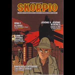 Skorpio - n. 2185 - 17 gennaio 2019 - settimanale di fumetti