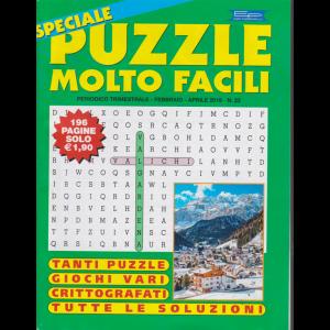 Speciale Puzzle Molto facili - n. 23 - trimestrale - febbraio - aprile 2019 - 196 pagine