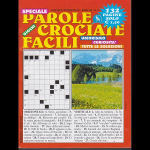 Speciale Parole Crociate facili - n. 51 - trimestrale - febbraio -aprile 2019 - 132 pagine
