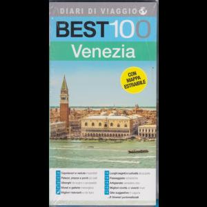 Marco Polo presenta Diari di viaggio - Best 100 - Venezia - con mappa estraibile - agosto 2018 -