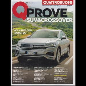 Quattroruote - Q prove Suv & Crossover - n.70 - trimestrale -