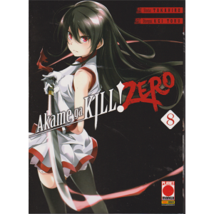 Manga Blade - Akame Ga Kill Zero - n. 50 - bimestrale - 17 gennaio 2019 -
