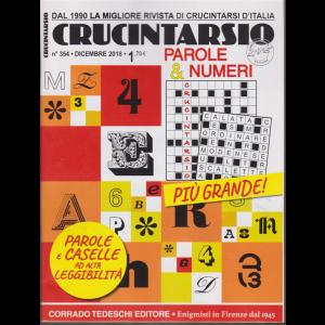 Crucintarsio - n. 354 - dicembre 2018 - mensile