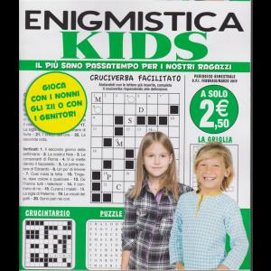 Enigmistica Kids - n. 21 - bimestrale - febbraio - marzo 2019 -