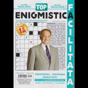 Top Enigmistica Facilitata - n. 5 - bimestrale - gennaio - febbraio 2019 -