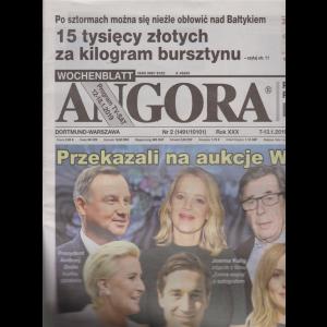 Angora - n. 2 - 7-13/1/2019 - in lingua polacca