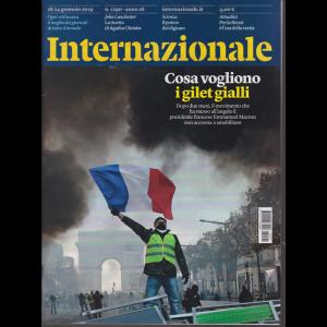 Internazionale - n. 1290 - 18/24 gennaio 2019 - settimanale