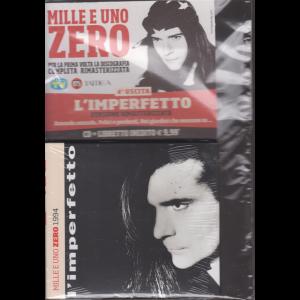 Cd Musicali Di Sorrisi  - n. 4 - L'imperfetto - Mille e uno Zero - cd + libretto inedito