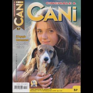 Cinghiale E Cani - n. 57 - bimestrale - febbraio - marzo 2019 -