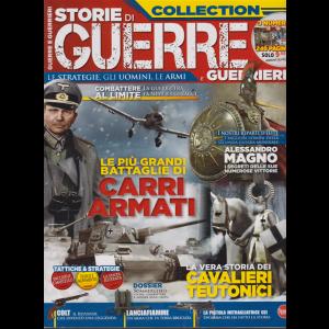 Storie di guerre e guerrieri collection - n. 2 - bimestrale - gennaio - febbraio 2019 -  3 numeri - n. 4 - 5 - 6
