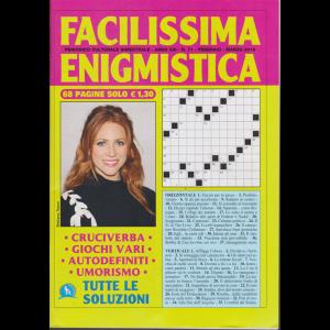 Facilissima enigmistica - n. 71 - bimestrale - febbraio - marzo 2019 - 68 pagine
