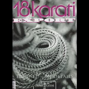 18 Karati Export - n. 49 - gennaio - maggio 2019 - semestrale