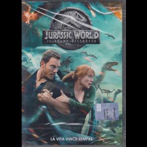 I Dvd Fiction Sorrisi2 - n. 5 - settimanale - Jurassic World. Il regno distrutto - 22 gennaio 2019