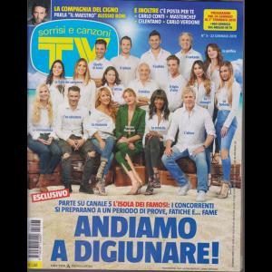 Sorrisi E Canzoni Tv - n. 3 - 22 gennaio 2019 - settimanale