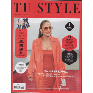 Tu Style - n. 5 - 22 gennaio 2019 - settimanale -