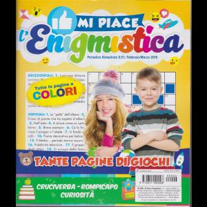 Mi Piace L'enigmistica -n. 6 - bimestrale - febbraio - marzo 2019 -