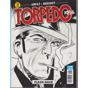 Cosmo Serie Blu - Torpedo 1936  2 - Flash-back - mensile - 24 gennaio 2019 -