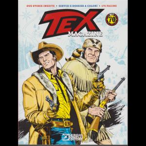 Collana Almanacchi -Tex magazine - n. 155 - 25 gennaio 2019 - bimestrale - 176 pagine