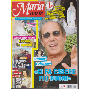 Maria con te - n. 4 - 27 gennaio 2019 - settimanale