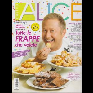 Alice cucina - n. 2 - mensile - febraio 2019 -