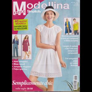 Modellina Facile Simplicity - n. 32 - trimestrale - 24/1/2019