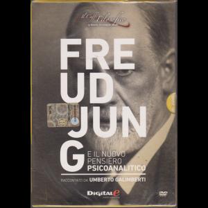 Il caffè filosofico - Freud Jung e il nuovo pensiero psicoanalitico - raccontato da Umberto Galimberti -  n. 3 - 25/1/2019 - settimanale