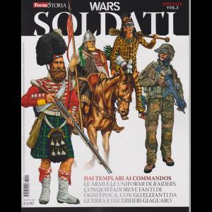 Gli speciali di Focus Storia - Wars soldati - n. 1 - 26 gennaio 2019 -