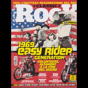 Classic Rock - n. 75 - mensile - 25/1/2019 -