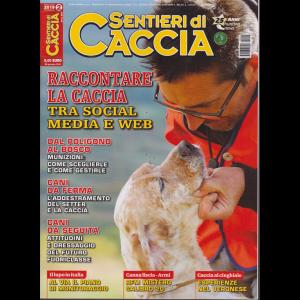 Sentieri Di Caccia - n. 2 - mensile - febbraio 2019 -