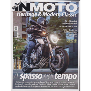 Speciale in moto - Heritage & Modern Classic - 29/1/2019
