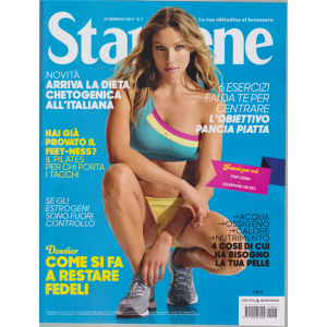 Starbene - n. 7 - 29 gennaio 2019 - settimanale