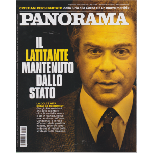 Panorama - n. 6 - 30 gennaio 2019 - settimanale