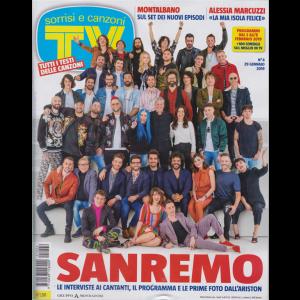 Sorrisi E Canzoni Tv - n. 4 - 29 gennaio 2019 - settimanale