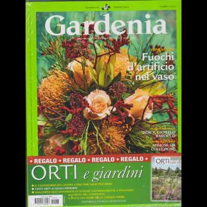 Gardenia + Orti e giardini - n. 418 - febbraio 2019 - mensile - 2 riviste