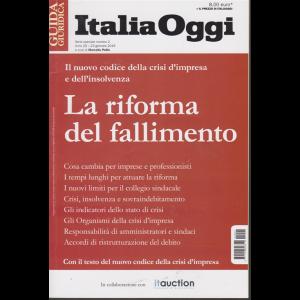 Guida Italia Oggi - La Riforma Del Fallimento - n. 2 - 23 gennaio 2019 - Il nuovo codice della crisi d'impresa e dell'insolvenza