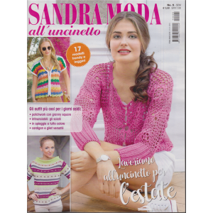 Sandra Moda All'uncinetto - n. 5 - semestrale - 31/1/2019