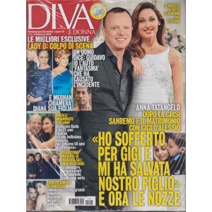 Diva E Donna   - n. 5 - 5 febbraio 2019 - settimanale femminile