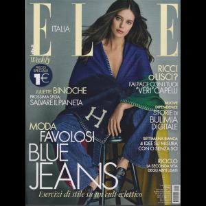 Elle - n. 4 - 9/2/2019 - settimanale -