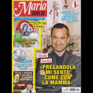 Maria con te - n. 5 - settimanale - 3 febbraio 2019 -
