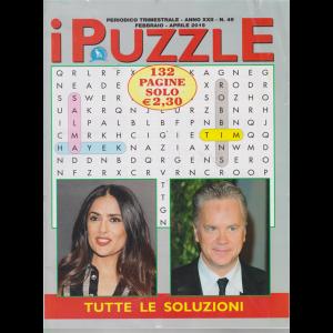 I Puzzle - n. 49 - trimestrale - febbraio - aprile 2019 - 132 pagine