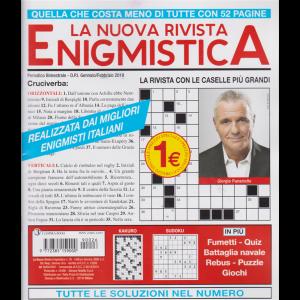 La nuova rivista enigmistica - n. 26 - bimestrale - gennaio - febbraio 2019 -