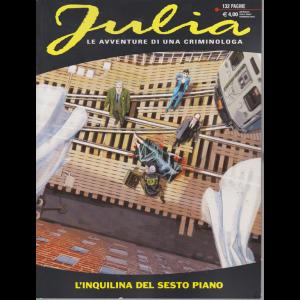 Julia Kendall - L'inquilina Del Sesto piano - n. 245 - mensile - febbraio 2019 - 132 pagine