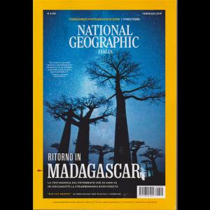 National Geographic - Ritorno In Madagascar - n. 2 - febbraio 2019 - mensile -