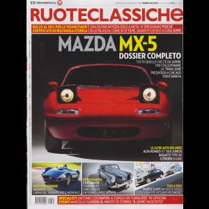 Ruote Classiche - n. 362 - mensile - febbraio 2019 -