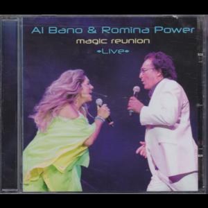 Cd Sorrisi Super - Al Bano E Romina Power - Magic reunion live - n. 3 - settimanale - febbraio 2019 -