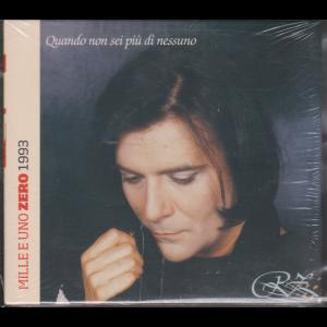 Cd Musicali Di Sorrisi - Mille e uno zero - sesta uscita - Quando non sei più nessuno - cd + libretto - versione rimasterizzata